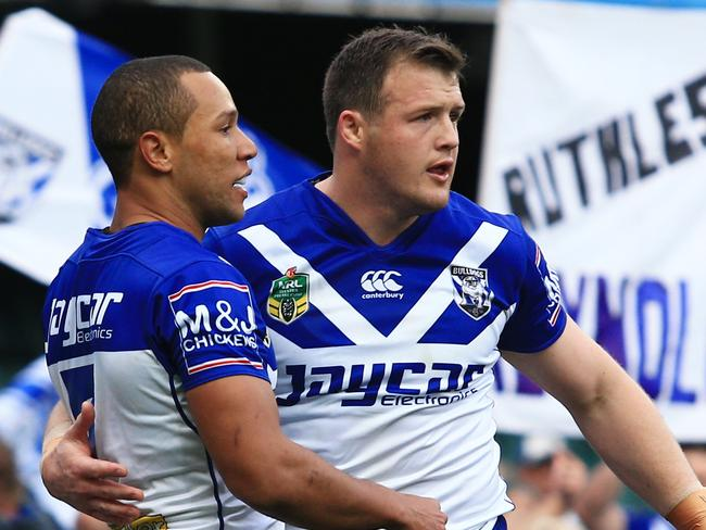 The NRL is likely to fine the Bulldogs over a salary cap breach. pic Mark Evans