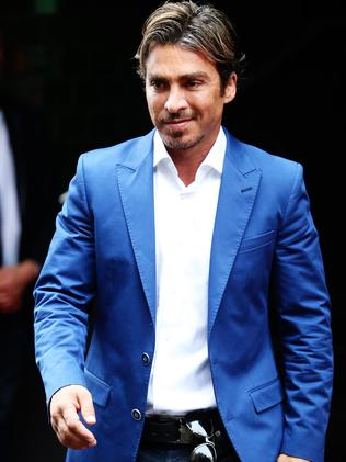 John Ibrahim was named today in the parcel bomb trial of Robert Heredia.