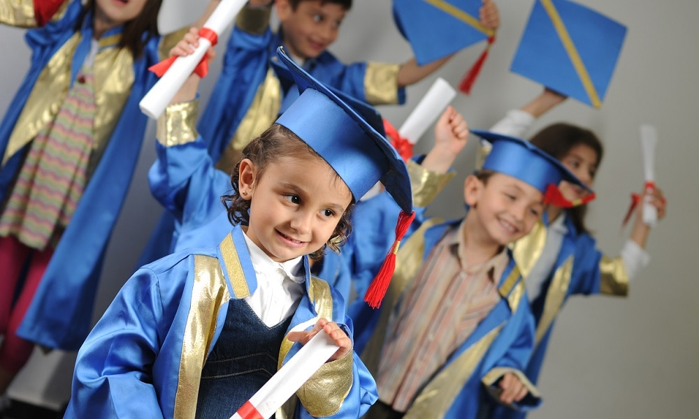 """I got invited to a pre-school graduation & I don't know what to think"""