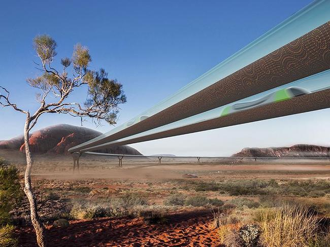 The race to create our hyperloop future for Architecture firms in australia