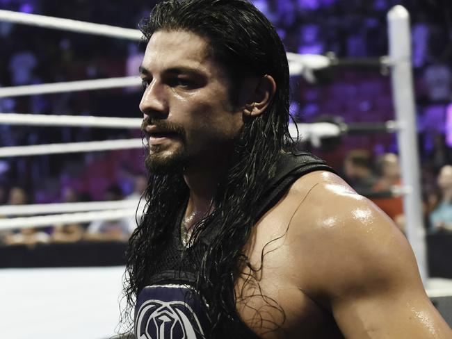 When is the wheel going to turn for Roman Reigns?