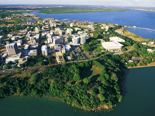 Darwin households need to earn a minimum of $105,792 to avoid mortgage stress. Picture: Tourism NT