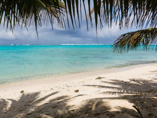The Cook Islands are a perfect spot for ringing in the New Year