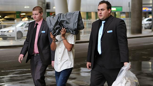 Murder accused extradited to NSW