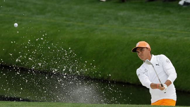 Rickie Fowler made a late bid but ultimately fell short yet again.