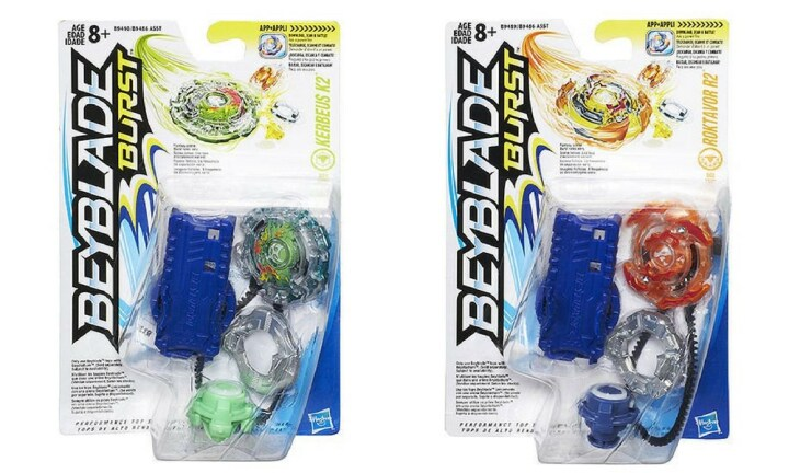 "<b>BEYBLADES STARTER PACK, $15 from TARGET, KMART and BIG W.</b>  <p>WHEN are these things going to stop selling? Kids LOVE Beyblades, and come and go in waves, but right now they are BACK, BABY! There's no escaping the Beyblade obsession when it comes to boys OR girls, but be quick - these things tend to sell out as fast as they're stocked. Trust me, I've seen the faces on other parents when they find the empty shelf I've been staring at in disbelief before. Beyblade letdown, it's a thing!</p>  <p><i><a href=""https://www.target.com.au/p/beyblade-burst-starter-pack-top-with-launcher-assorted/60102638"">Credit: Target Australia.</a></i></p>"