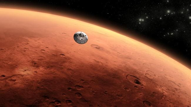 Scientists discover 'game-changer' on Mars