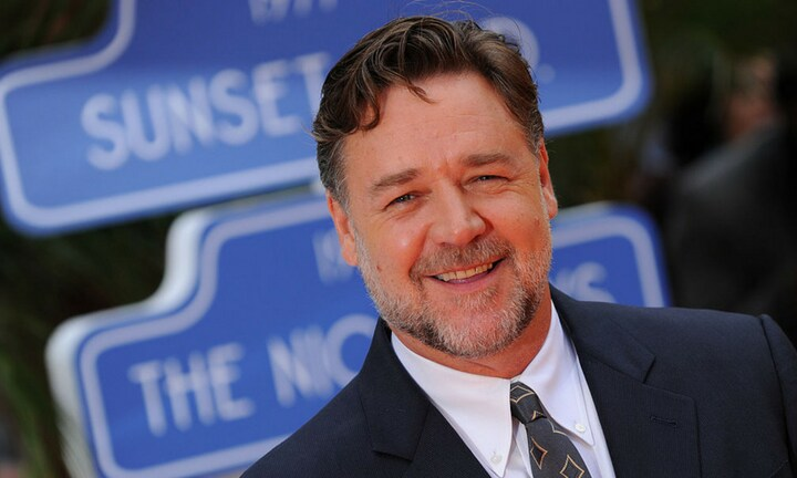 RUSSELL CROWE: Despite being a Hollywood heavyweight, Russell Crowe is among the few Aussie celebs who still reside at home, with properties in Woolloomooloo and Nana Glen. Oh, but he was totally born in New Zealand.