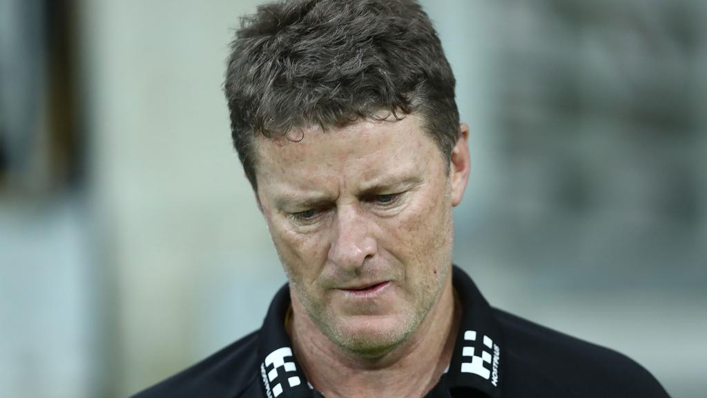 Damien Hardwick and Richmond suffered another loss. Picture: Getty Images