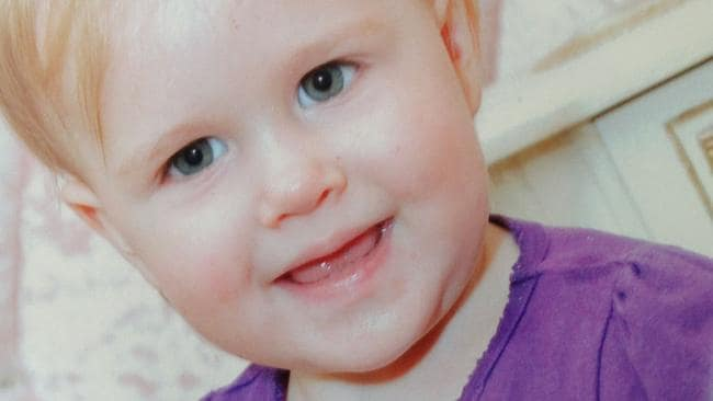 Isabel suffered horrific sores on her body following a vaccination - NEWS.com.au