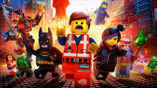 Delaying the Australian release of The LEGO Movie lost the distributor potentially millions of dollars to illegal downloaders. Picture: Supplied