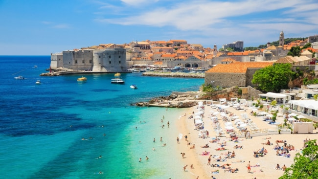'Game of Thrones' fans should put Dubrovnik at the top of their travel bucket list. Photo: iStock