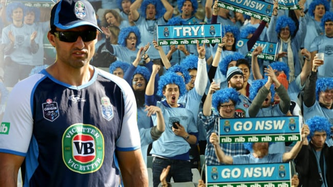Laurie Daley has issued a rallying call to all NSW fans ahead of Origin II
