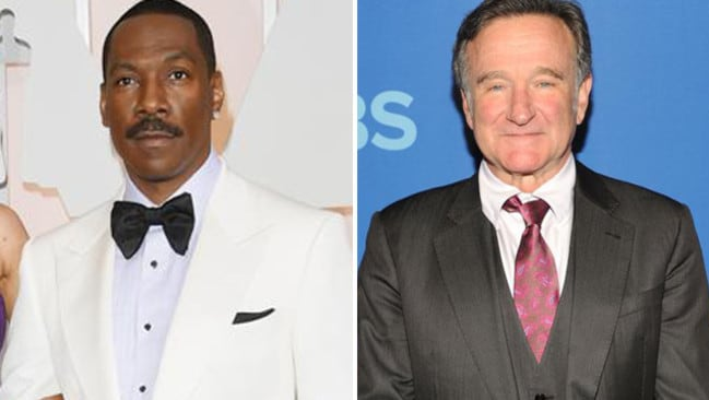 eddie murphy says he refused cocaine from robin williams