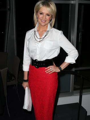 Sandra Sully at The Rocks event.