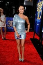 "<p>Actress Alexa Vega arrives at the Premiere Of Twentieth Century Fox's ""Glee The 3D Concert Movie"" at the Regency Village Theater on August 6, 2011 in Westwood, California. (Photo by Frazer Harrison/Getty Images)</p>"