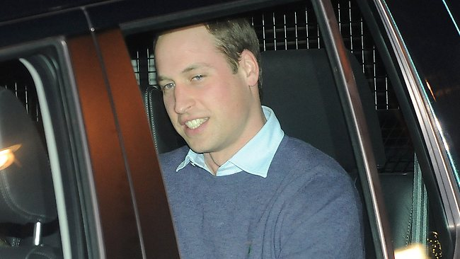 Prince William leaves hospital Dec 4