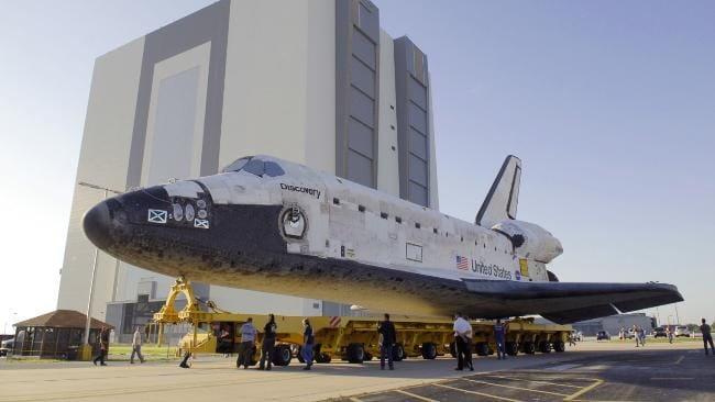 space shuttle discovery worth -#main