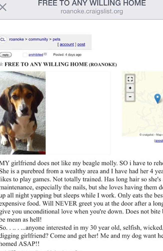 Does craigslist still have women seeking man