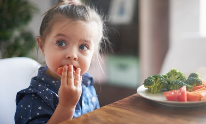 Mum outraged that preschool menu turns vegan without parental consent