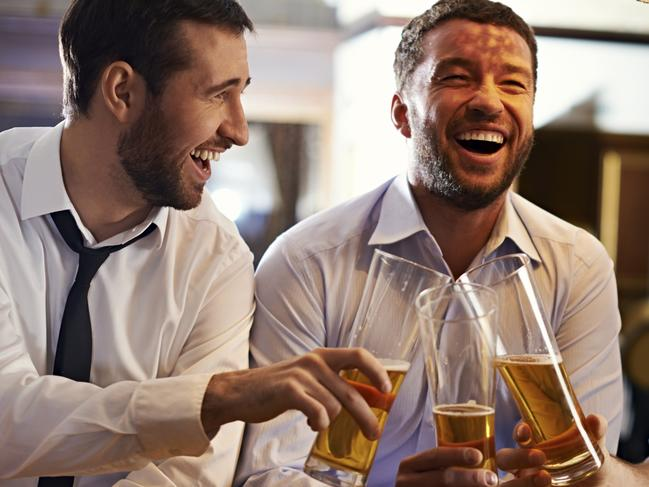 Should bosses pay for work drinks?