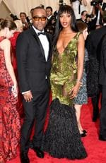 """Lee Daniels and Naomi Campbell attend the Met Gala 2015 """"China: Through The Looking Glass"""". Picture: Getty"""