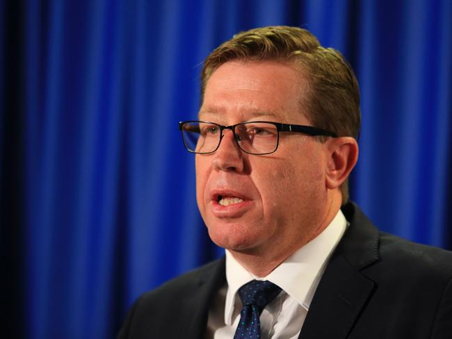 Deputy Premier Troy Grant wants to see the Adler lever-action shotgun reclassified. Picture: Adam Taylor