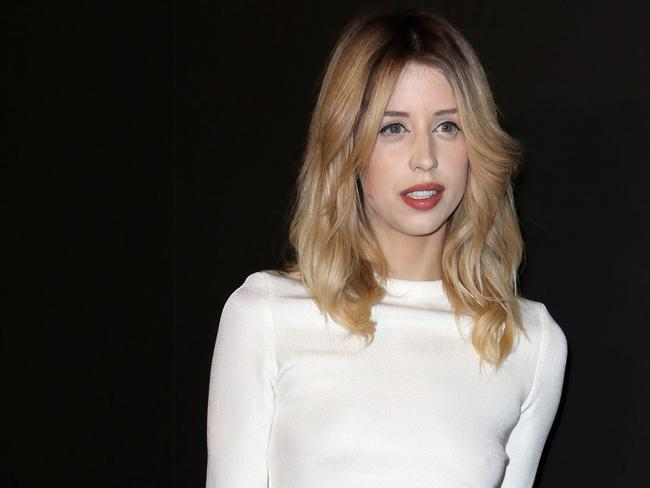 Peaches Geldof died from a heroin overdose.