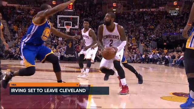 LeBron's final forced teammate out