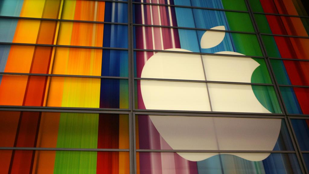 Look at the future ... Apple announces its big conference for the year. Picture: AFP