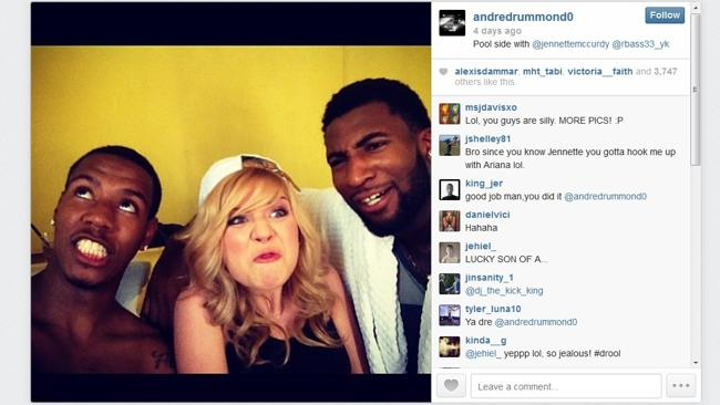 watch andre drummond and jennette mccurdy fall in love