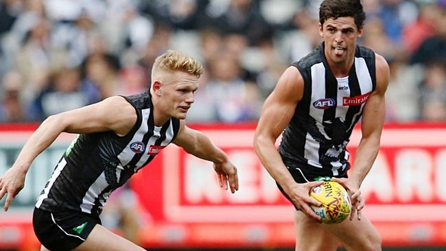 Image result for scott pendlebury adam treloar