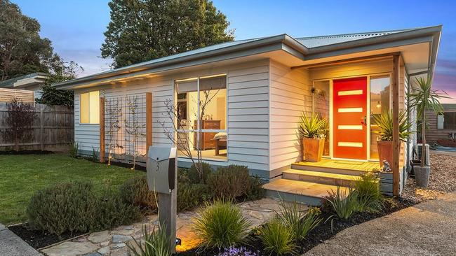 melboure real estate prices are going up more than sydney