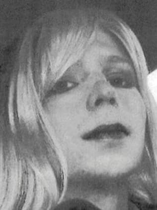 Chelsea Manning, formerly Bradley Manning. Picture: US Army