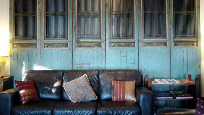 The furnishings at the Cable Beach Club Resort add character. Picture: Supplied
