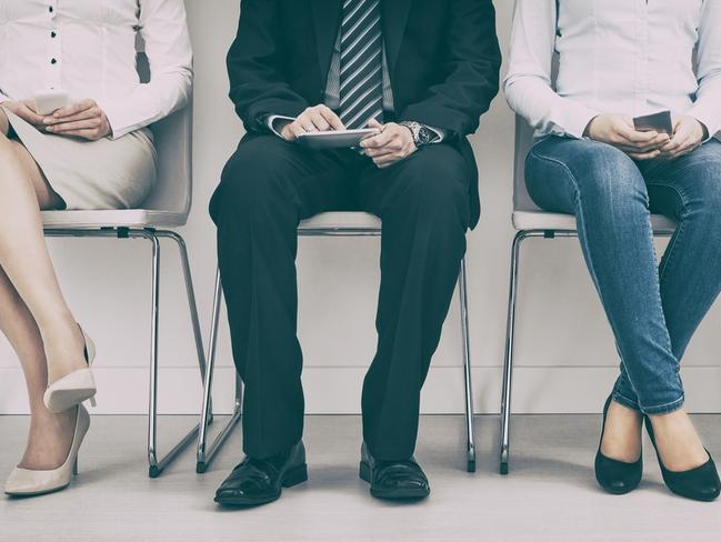If you've lied your way into the interview room, don't even bother, experts say. Picture: istock.