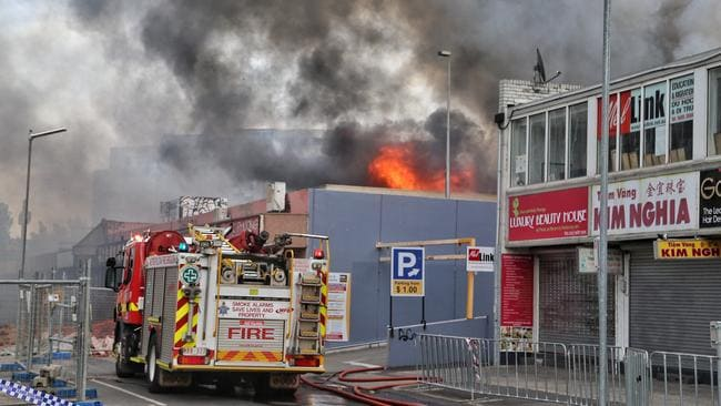 news national busy fawkes fire crews