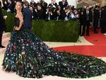 """Zoe Saldana attends the """"Manus x Machina: Fashion In An Age Of Technology"""" Costume Institute Gala at Metropolitan Museum of Art on May 2, 2016 in New York City. Picture: Larry Busacca/Getty Images"""