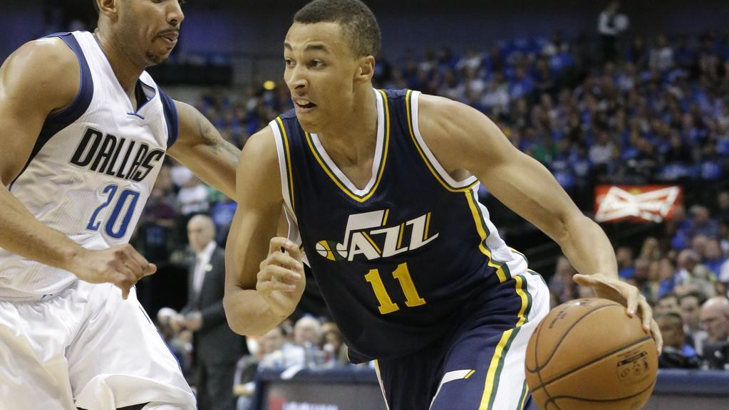 Dante Exum NBA: Aussie Utah Jazz star well ahead of ...