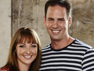 Supplied Entertainment House Rules contestants Rose and Rob from Perth