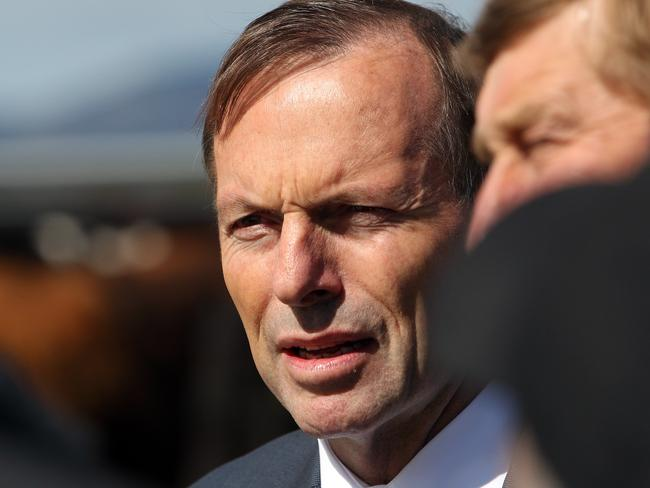 Prime Minister Tony Abbott has raised the national terror threat for the first time.