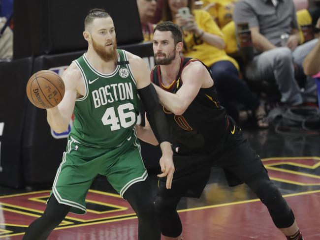 NBA playoffs 2018 live: Cleveland Cavaliers vs Boston Celtics Game 4