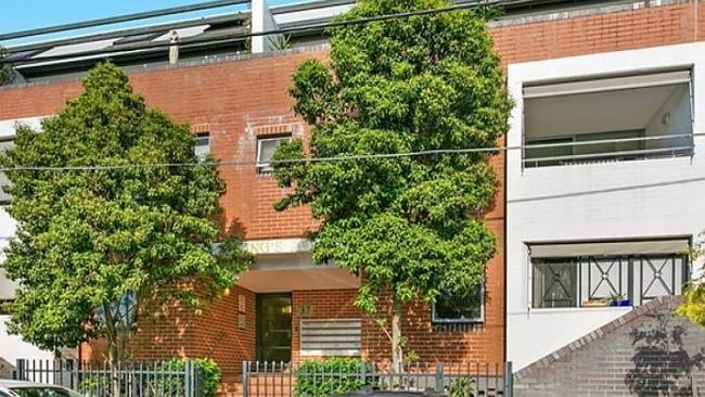 A SPLIT-level apartment in Iredale S, Newtown has a funky industrial finish, city views and is in a lifestyle precinct. It will be auctioned at noon Saturday. Picture: realestate.com.au