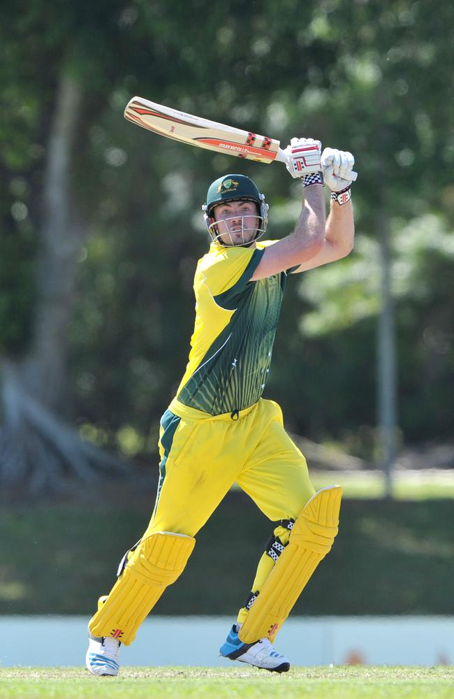 Ashton Turner has chalked up plenty of runs for the National Performance Squad.