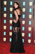 Anya Taylor-Joy attends the EE British Academy Film Awards (BAFTA) held at Royal Albert Hall on February 18, 2018 in London, England. Picture: Jeff Spicer/Getty Images