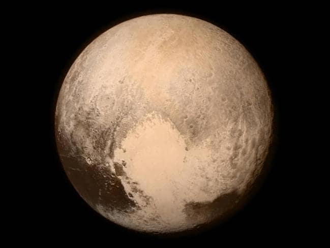 Much love from Pluto.