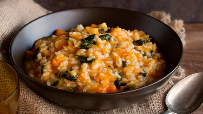 ... Preston and Marco Pierre White reveal how to cook a perfect risotto