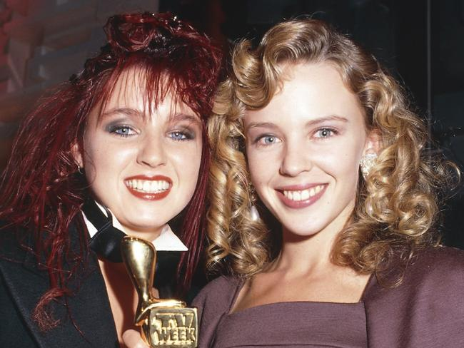 Kylie And Dannii Minogue Still As Close As Ever