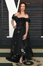 Juliette Lewis arrives at the Vanity Fair Oscar Party on Sunday, Feb. 28, 2016, in Beverly Hills.(Photo by Evan Agostini/Invision/AP)