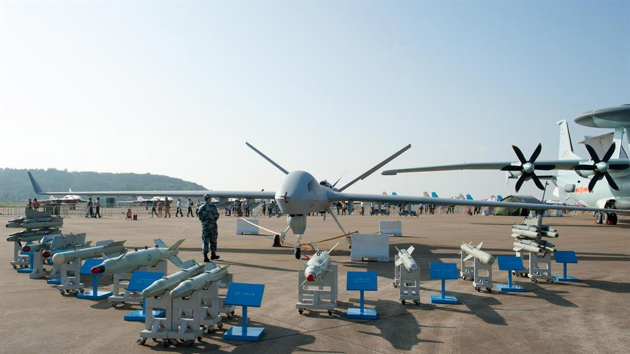 As The US Tries To Curb Selling Of Military Drones Overseas China Is Filling Void Expanding Sales Advanced Weaponry In Middle East